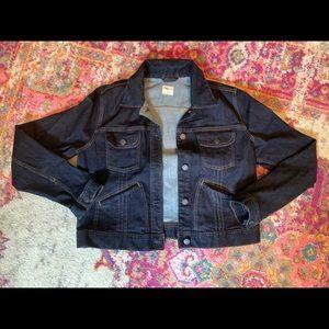 GAP// Women's Blue Jean Jacket// L